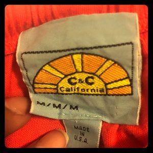 C & C California maxi skirt